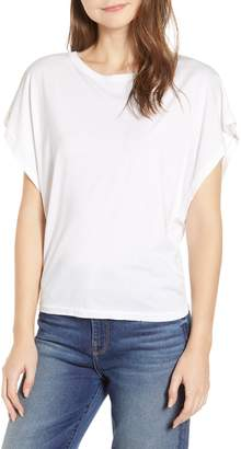 7 For All Mankind R Tie Back Tee