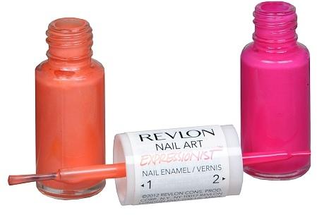 Revlon Nail Art Expressionist Nail Enamel Pinkasso