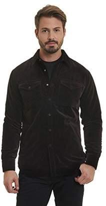Robert Graham Men's Carnaby Long Sleeve Shirt Jacket