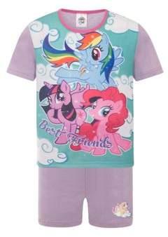 My Little Pony Girls Short Pyjamas 9-10 years