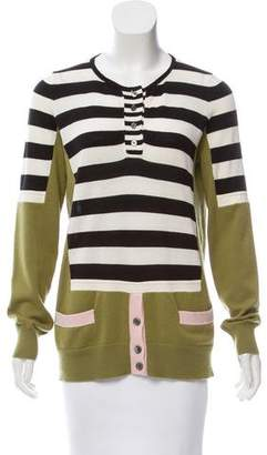 Marc Jacobs Cashmere-Blend Knit Sweater