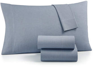 Charter Club Sleep Soft Cotton 200 Thread Count 3-Pc. Yarn Dyed Twin Xl Sheet Set
