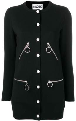 Moschino button-up cardigan