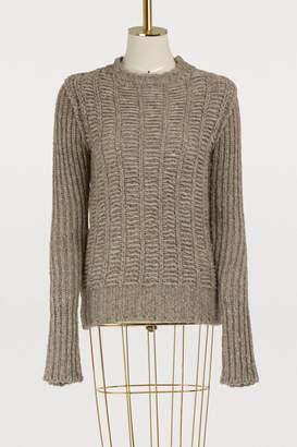 Rick Owens Yak sweater