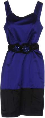 Vera Wang LAVENDER LABEL by Short dresses