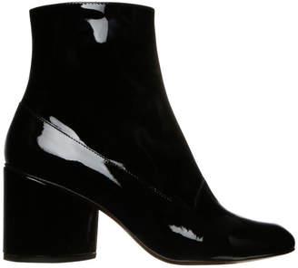 Kamita Black Patent Boot