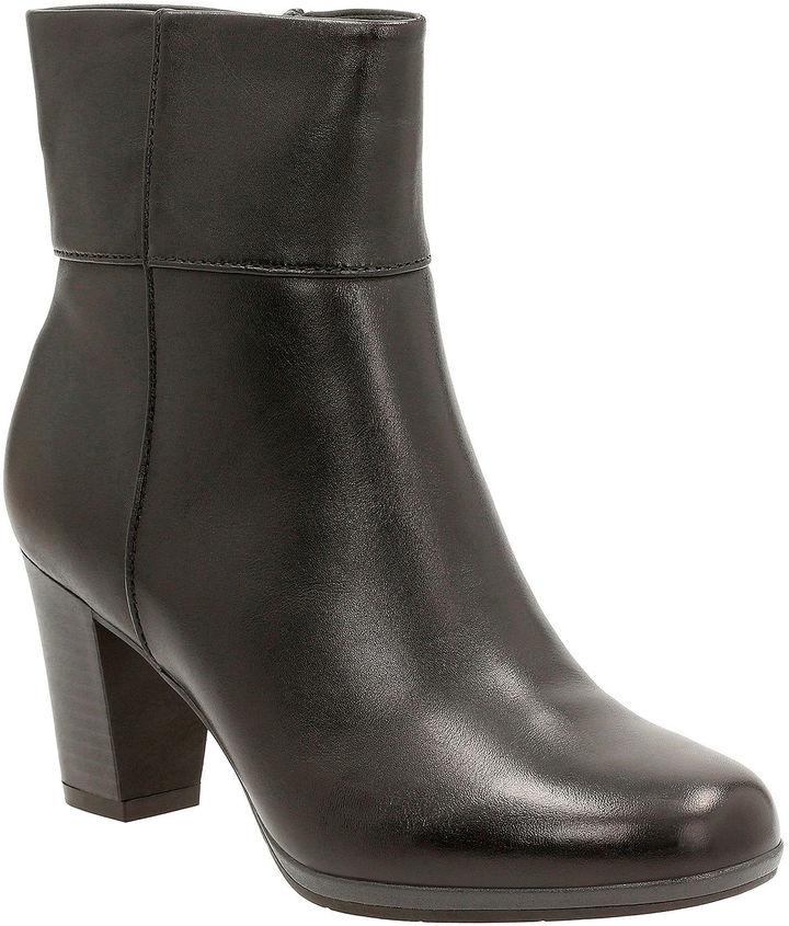 ClarksClarks Kalea Lynn Heeled Ankle Boots