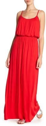 Socialite Spaghetti Strap Maxi Dress