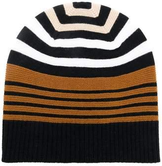 Sonia Rykiel striped beanie hat