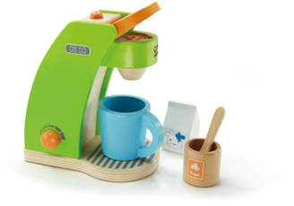 Hape Coffee Machine & Accessories