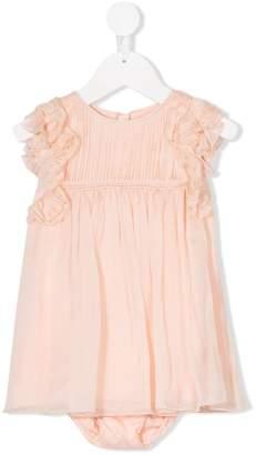 Chloé Kids pleated dress