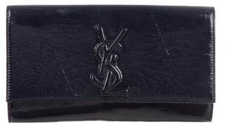Yves Saint Laurent Belle de Jour Clutch $530 thestylecure.com