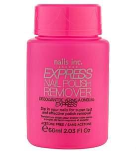 Nails Inc Express Nail Polish Remover Pot