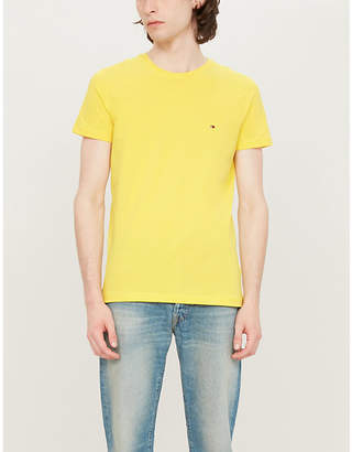 3e09091f Tommy Hilfiger Yellow Clothing For Men - ShopStyle UK