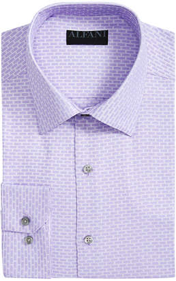 Alfani Men Classic-Fit AlfaTech Dobby Shirt