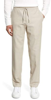 Club Monaco Slim Fit Beach Pants