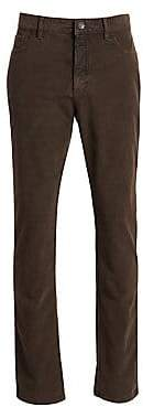 Saks Fifth Avenue Men's COLLECTION Straight Corduroy Pants