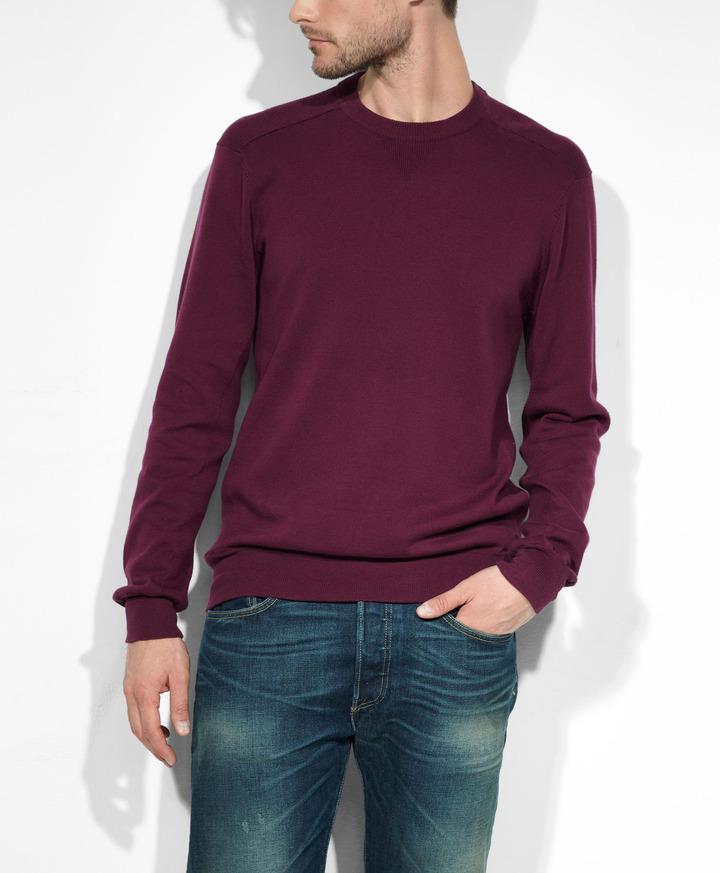 Levi's Military Crew Sweater