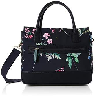 Joules Womens Day To Day Canvas Shoulder Bag