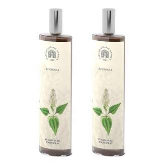Set of 2 Patchouli Room Sprays 100ml
