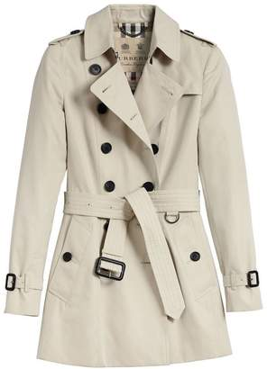 Burberry The Chelsea – Short Trench Coat