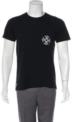 Chrome Hearts Graphic Short Sleeve T-Shirt