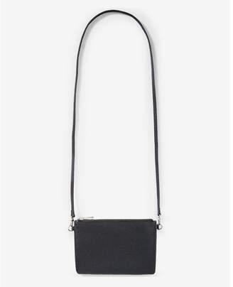 Express double zip convertible cross body bag $29.90 thestylecure.com