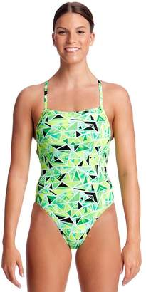 Funkita Girls Commonwealth Games Skip Star Strapped In One Piece