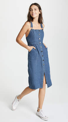 BB Dakota Labor Day Blues Dress