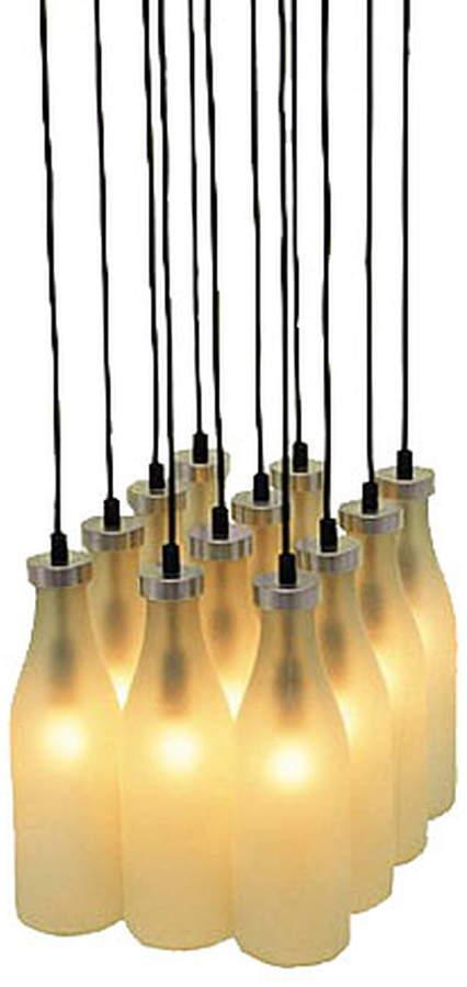 Milkbottle Lamp (12er Set)
