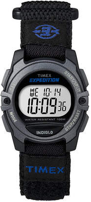 Timex Expedition Womens Black Nylon Strap Sport Watch TW4B02400