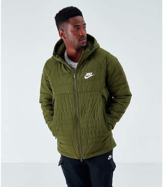 Nike Men's AV15 Quilted Jacket