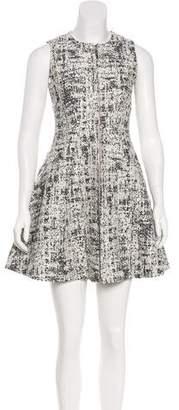 ICB Tweed A-Line Dress