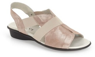 Women's Sesto Meucci 'Ella' Wedge Sandal $149.95 thestylecure.com