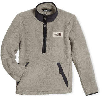 The North Face Boys' Khampfire Half-Zip Fleece Pullover, Size XXS-XL
