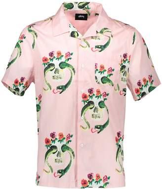 Stussy Skull Patern Shirt