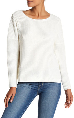 Soft Joie Crew Neck Knit Sweater $198 thestylecure.com