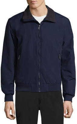 ST. JOHN'S BAY Lightweight Fleece Lined MicrofiberJacket