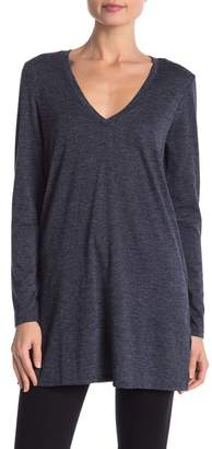 Joe Fresh Marled V-Neck Tunic