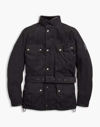 Belstaff Snaefell Motorcycle Jacket Black