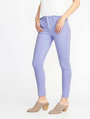 Old Navy Mid-Rise Pop-Color Rockstar Ankle Jeans for Women