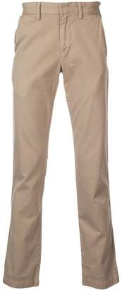 SAVE KHAKI UNITED straight-leg trousers
