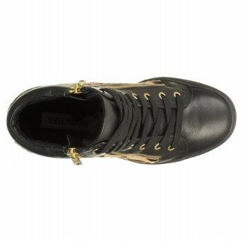Steve Madden Women's Zipps Wedge Sneaker