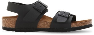 Birkenstock FAUX LEATHER SANDALS
