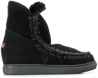 Mou Mui sneaker boots