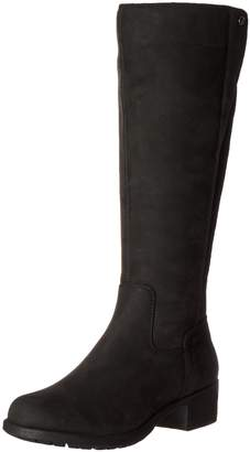 Hush Puppies Women's Polished Overton Riding Casual Boot