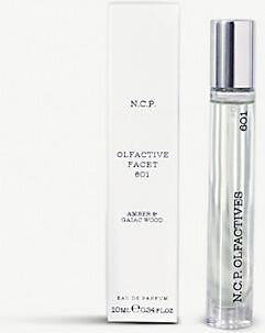 N.C.P OLFACTIVE Amber & Gaiacwood eau de parfum 10ml