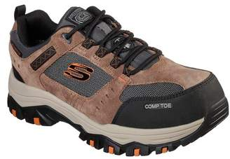 Skechers Men's Greetah Composite Toe Safety Shoe