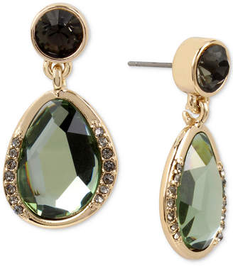 gold green earrings listing stone diamond il