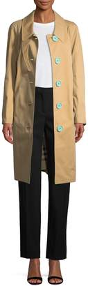 Burberry Women's Mid-Length Trench Coat